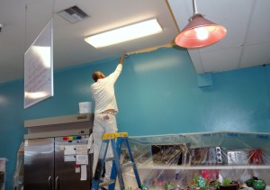 Commercial Painting Work from Santa Rosa Contractor Timmins Painting