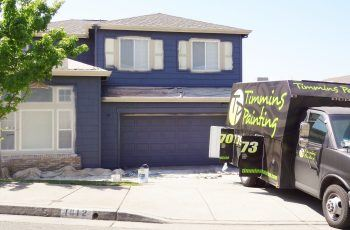 Timmins Painting residential painting