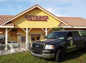 Outback Steakhouse - Timmins Painting