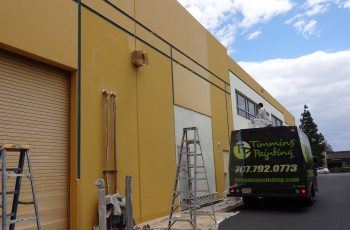 Timmins Painting commercial painting