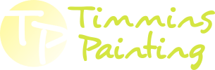 Timmins Painting Logo