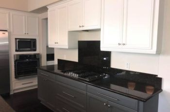 Interior Kitchen Cabinet Update for Amazing Clients